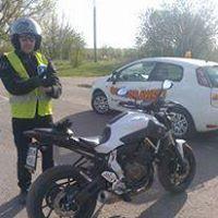 prawo jazdy motocykle